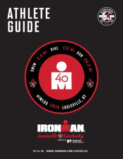2018 Ironman Louisville Athlete Guide