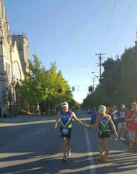 Ironman Louisville Run Course